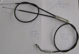 CAVO ACCELERATORE DUCATI PANTHA throttle cable RIFF. A