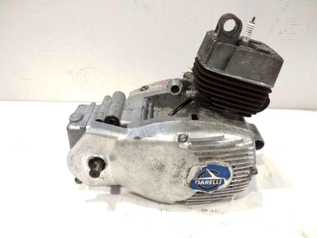 E 4090 Perno Spina Cavalletto Centrale Garelli 50 cc  Lunghezza 85 mm