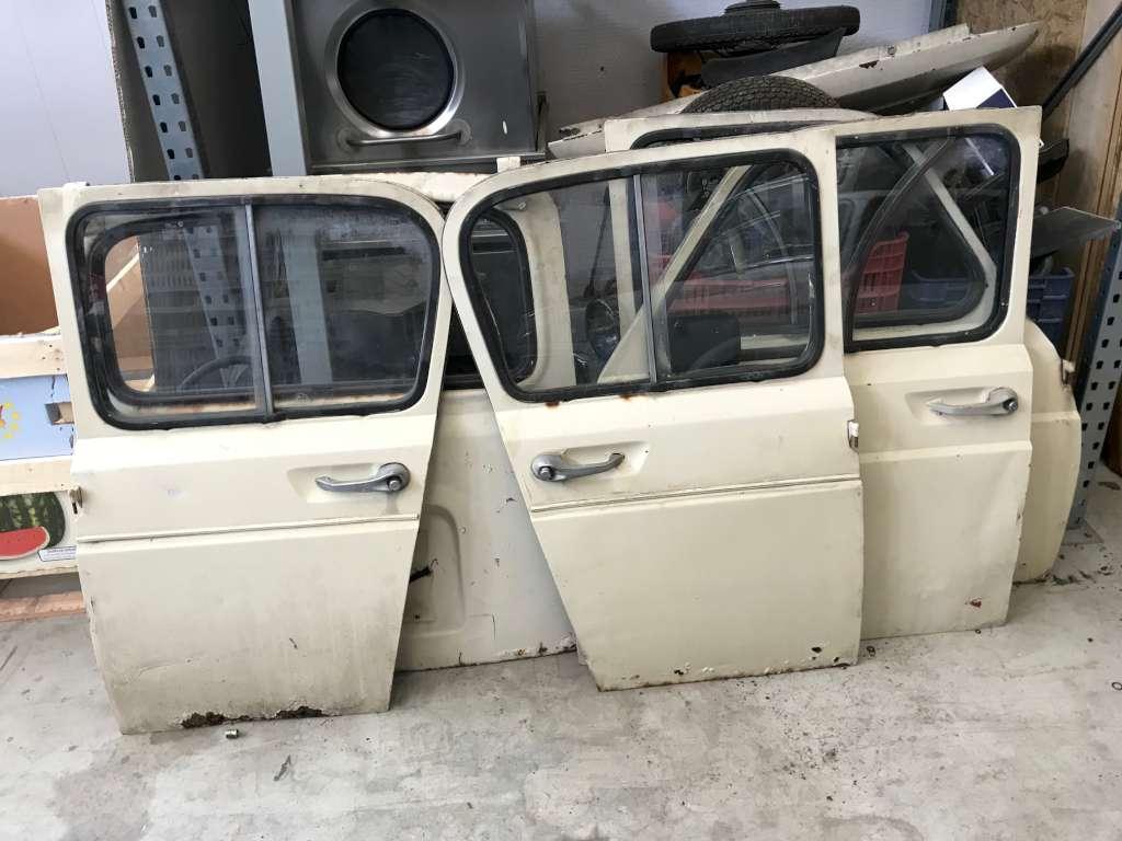 Door Or Tailgate Glass Etc Renault R4 Ebay