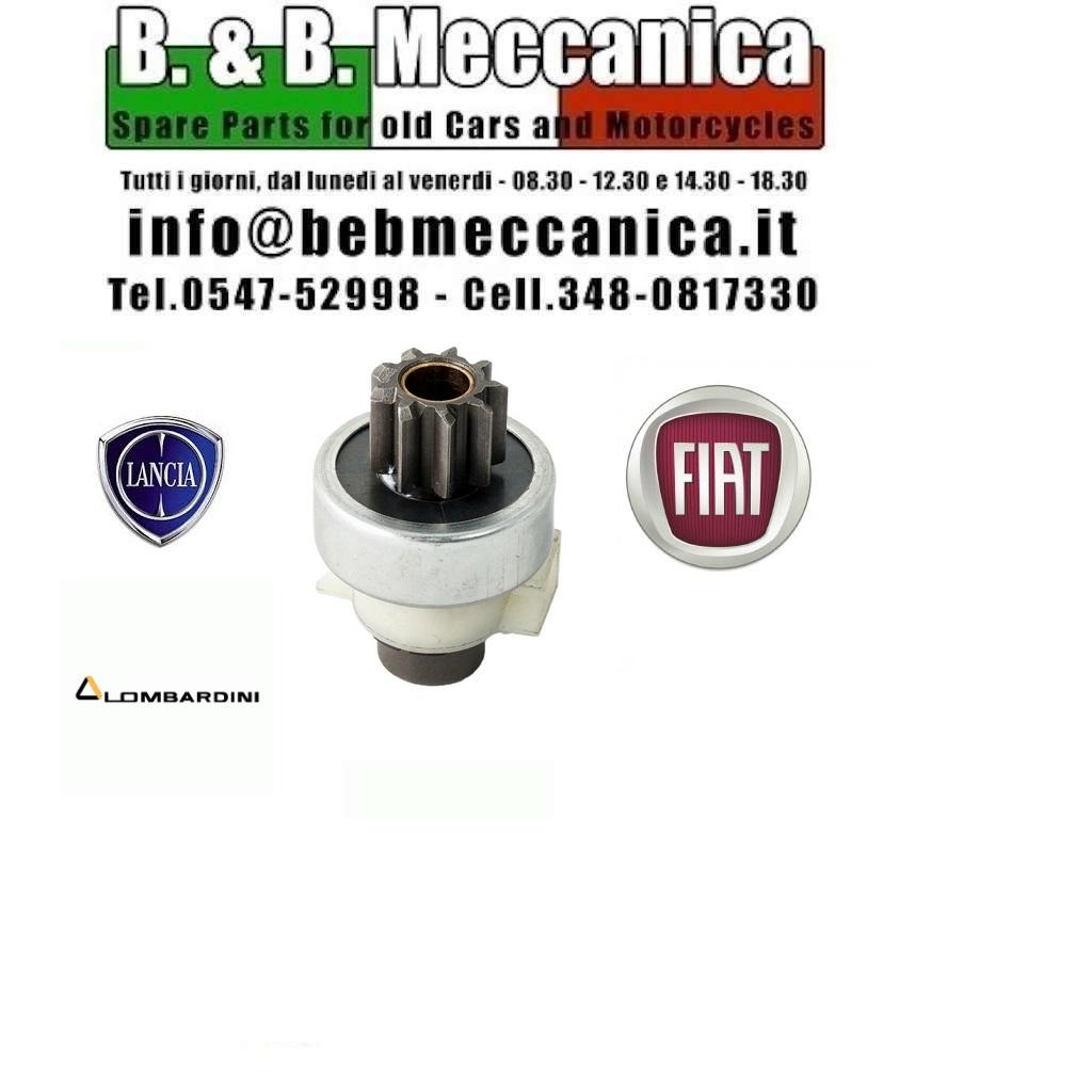 NEW STARTER FITS EUROPEAN MODEL FIAT STRADA TEMPRA UNO 0986010451 DRS0450 432659