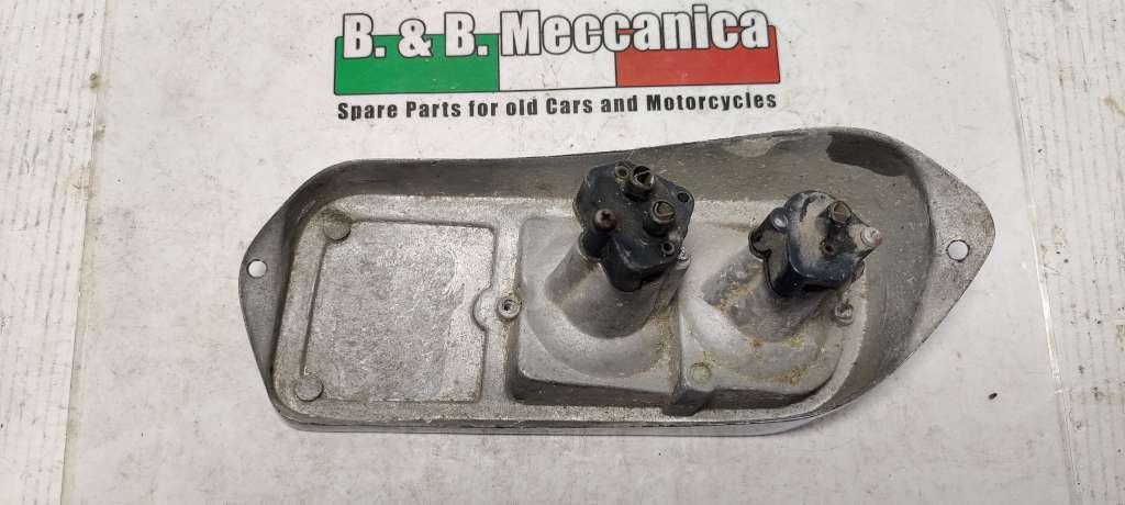 miniature 4 - FARO FANALE POSTERIORE INDICATORE DI DIREZIONE DESTRO FIAT 500 D (MG462)