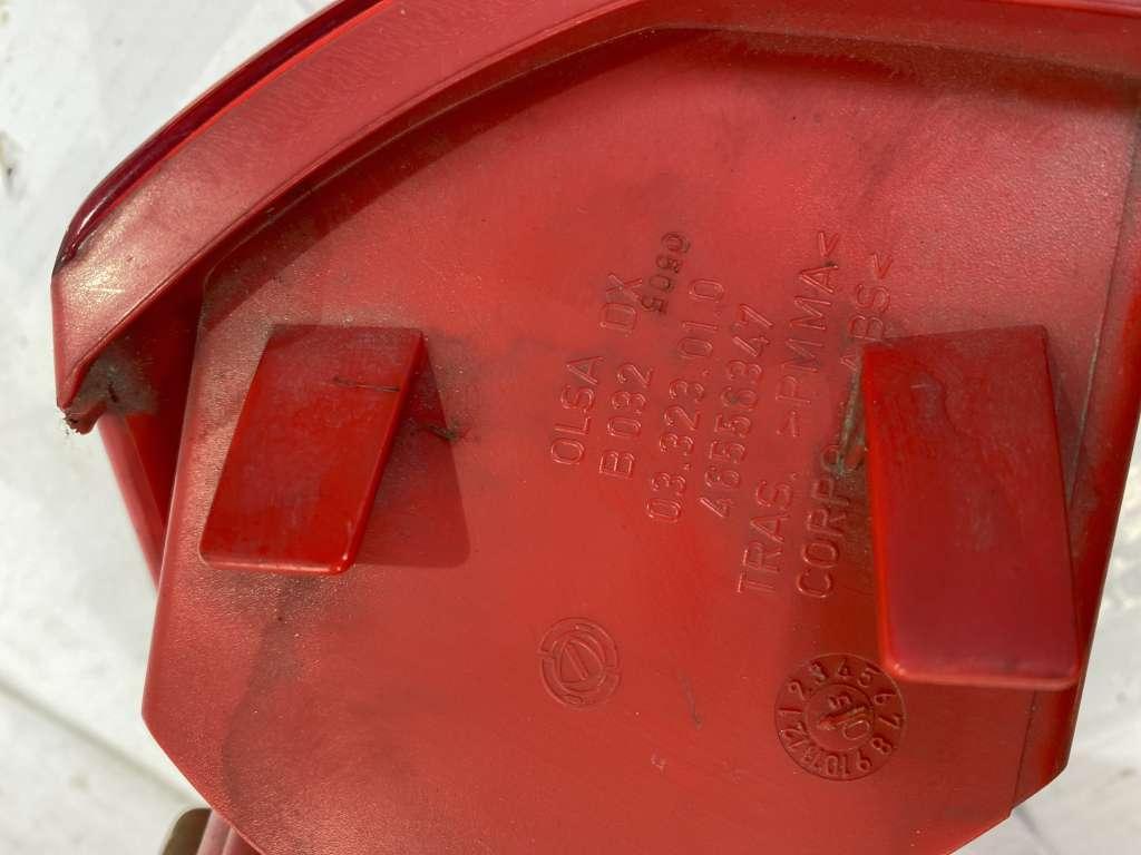 thumbnail 3 - Tail Light Right Alfa Romeo 147 cod.46556347 (AP169)