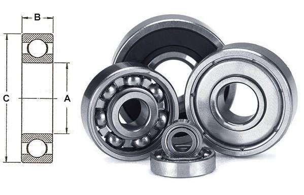 Cuscinetto 52 x 40 x 7 bearing