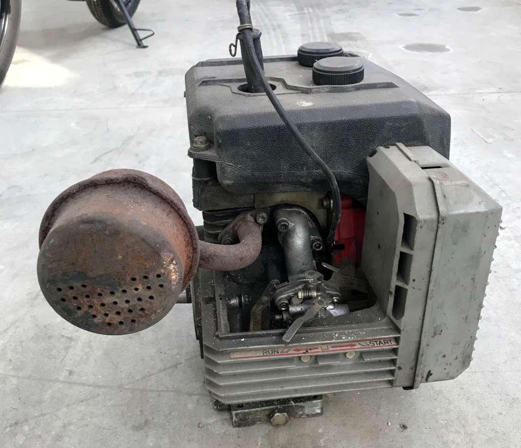 Motore industriale pompa tosaerba motocoltivatore benzina for Pompa per motocoltivatore